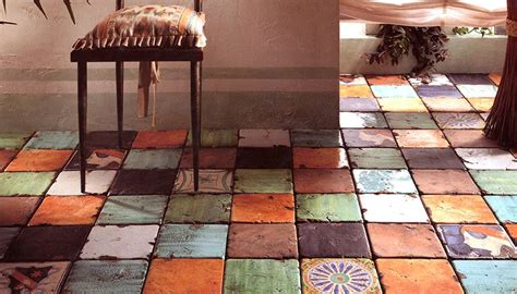 How To Paint Old Bathroom Tile by 25 Beautiful Tile Flooring Ideas For Living Room Kitchen