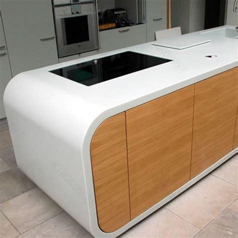 fourniture bureaux moderne blanc bureau bureau solide surface bureau comptoir