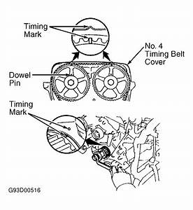 Timimng Belt  How Do I Install Timing Belt On Lexus 1994