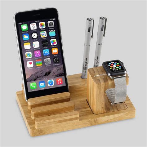 cell phone holder for bamboo wood mobile phone holder bracket cell phones mount