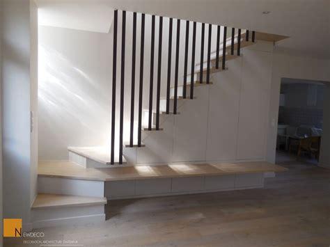 garde corps escalier escalier sur mesure placard sur mesure rangement sous escalier garde corps escalier