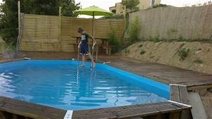 piscine semi enterree leroy merlin With piscine bois semi enterree leroy merlin