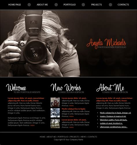 Photography Website Templates Free Stock Photography Stock Photo File Page 7