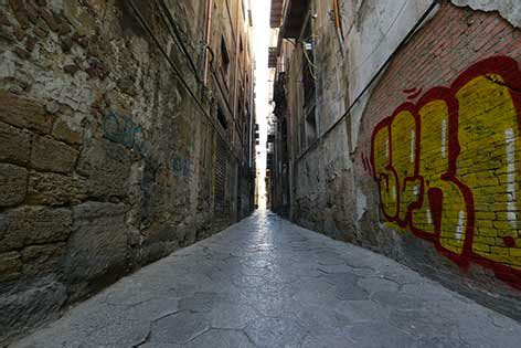 callejon de palermo