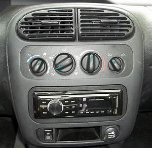 Installing An Aftermarket Stereo Into A Dodge Neon  U2013 I May