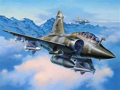 Mirage 2000d Dassault Revell Scale