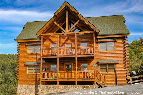 8 Bedroom Cabins In Pigeon Forge Tn