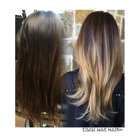 Asian Hair Balayage Ombre The Art Of Hair Instagram