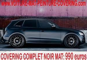 Peinture Noir Mat : prix repeinte voiture prix peinture complete voiture ~ Carolinahurricanesstore.com Idées de Décoration