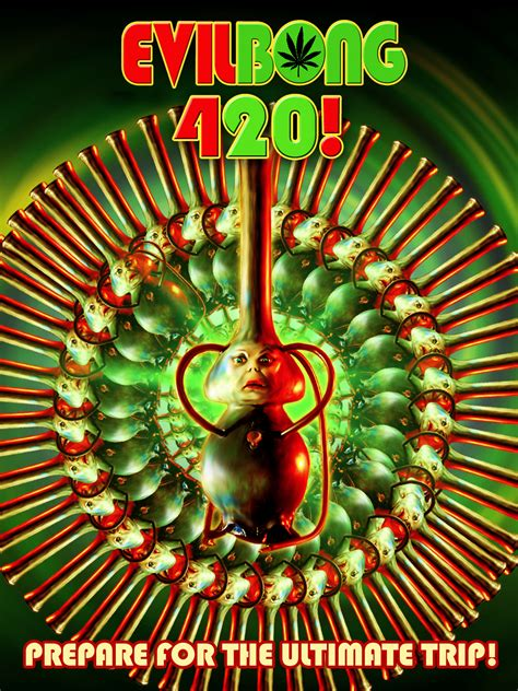 Review Evil Bong 420 Icons Of Fright Horror News