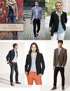 Admissions Interview What To Wear - academical.   academical.
