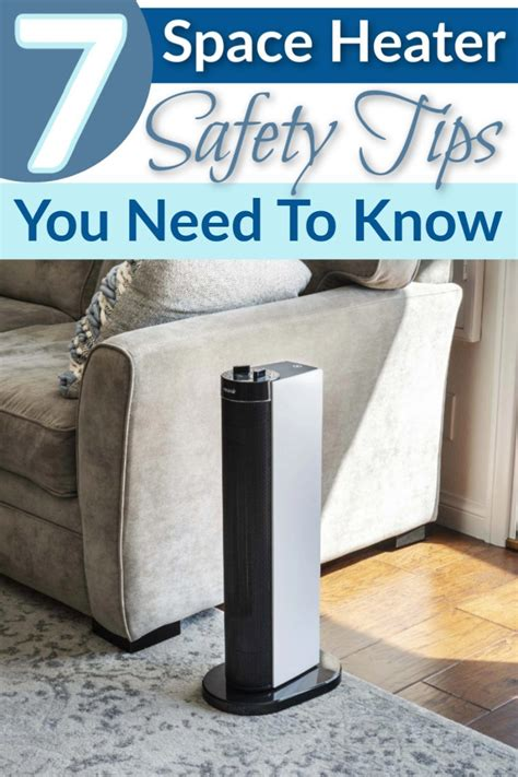 heater safety space tips floor thriftyniftymommy