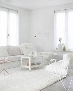 Superb all white living room ideas greenvirals style for All interior room design image