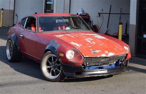Datsun 270z by 400ps Am Rad Dank 27z Power Im Datsun 270z
