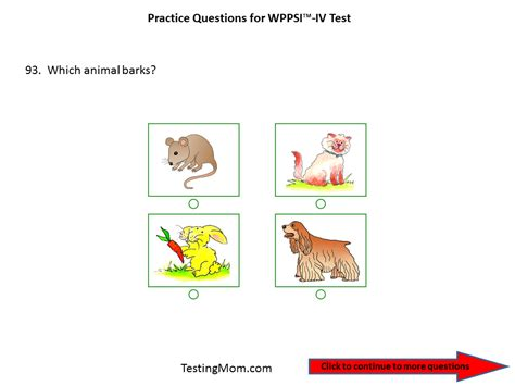 the wechsler preschool and primary scale of intelligence practice questions for the wppsi the wechsler preschool 832