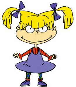 Angelica Pickles Rugrats