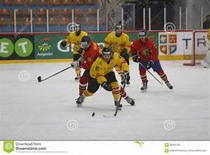 2017 IIHF ICE HOCKEY WORLD CHAMPIONSHIP - Romania Vs Spain ...