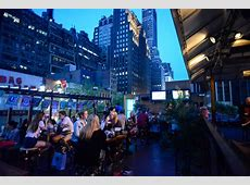 Lucy's Cantina Royale, A rooftop Bar in New York