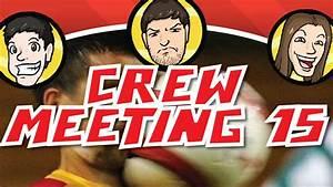 Crew Meeting 15 | Chicken Sword & Sense 8 - YouTube