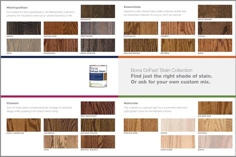 bona stain colors time to choose a stain color for white oak flooring