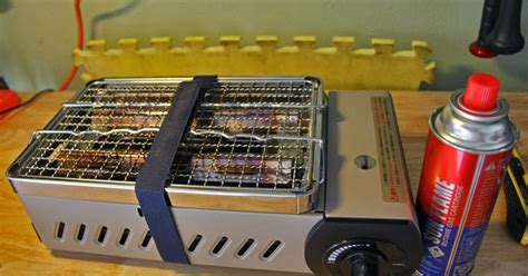 roadtrek modifications mods upgrades and gadgets most compact portable grill