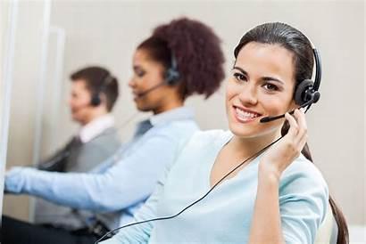 Customer Office Agent Help Female Services Servizio