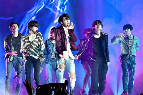 Bts Repeated As Top Social Artist At The Billboard Music