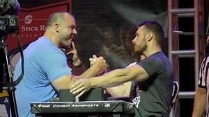 Nal Arm Wrestling Championship 2019  Is Travis Still The Man