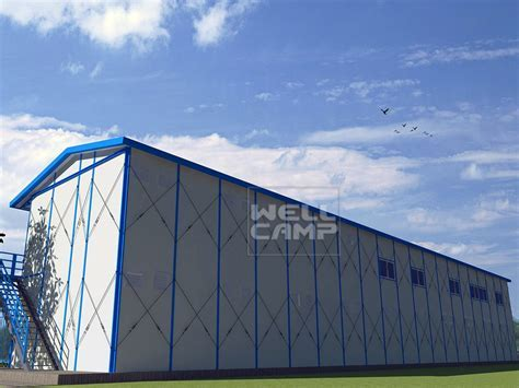 Widely Used Mobile Prefab Houses For Accommodation, High