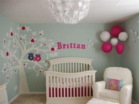 les chambres bebe idées de déco chambre adulte et bébé