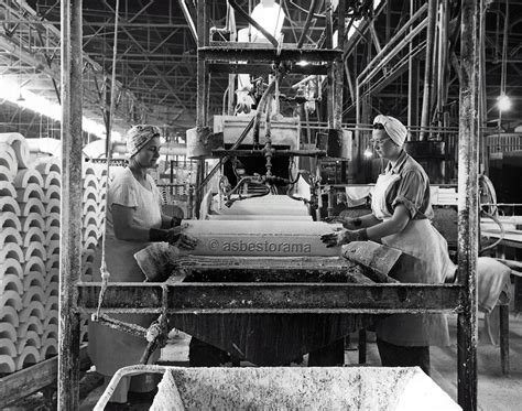 historical asbestos production   magnesia women flickr