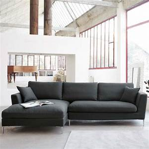 living room design with gray sofa displays comfort and With divan designs for living room
