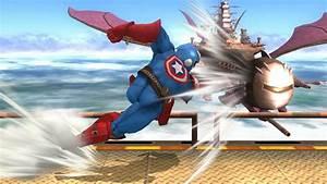 Ultimate Captain Falcon Pack 12 Skins Super Smash Bros