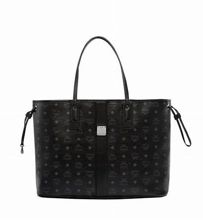 Shopper Liz Reversible Mcm Visetos Mcmworldwide Bags