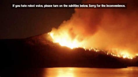 jeffrey epsteins pedo island burns   ground youtube