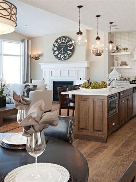 spacious  airy open plan kitchen ideas digsdigs