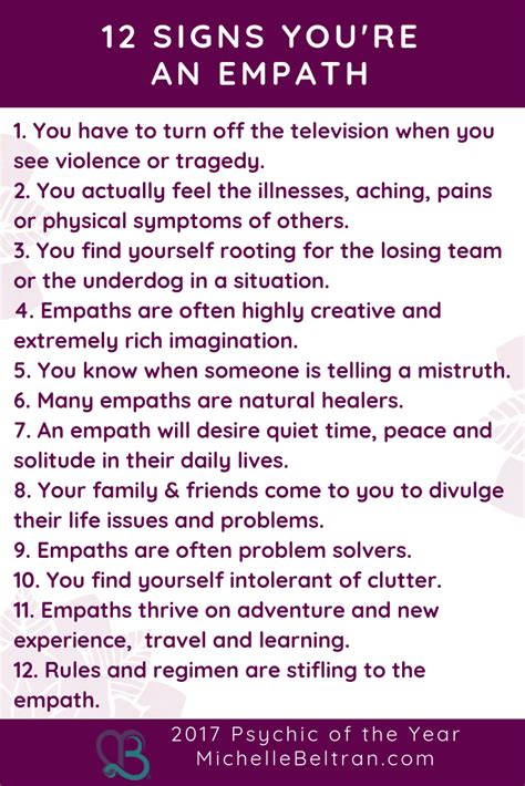 psychic empathic ability intuitive