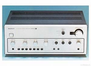 Sony Ta-5650 - Manual