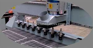 Automatic Tool Changer CNC Engraving Router-CNC Router