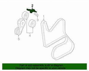 2004 Buick Rendezvous Serpentine Belt Diagram