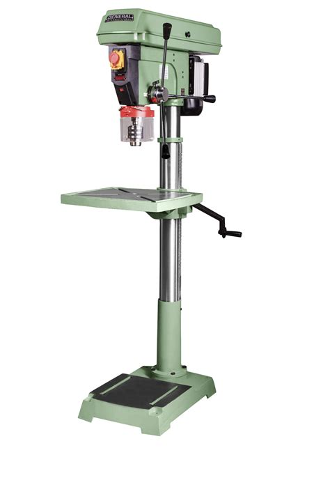20 floor mounted drill press general international 20 floor commercial mechanical