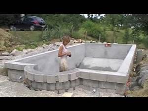 Kosten Hauswand Verputzen : swimmingpool im garten pool selber bauen selber bauen ~ Lizthompson.info Haus und Dekorationen