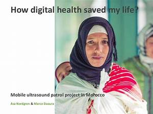 How Digital Health Saved My Life: Sonosite and Trice