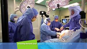 The Latest Procedure  Anterior Approach Total Hip