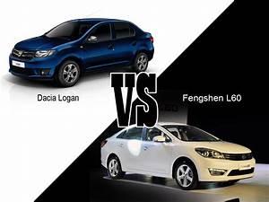 Argus Dacia Logan : dacia logan vs fengshen l60 le match du low cost photo 1 l 39 argus ~ Medecine-chirurgie-esthetiques.com Avis de Voitures