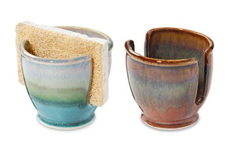 kitchen sponge holder georgetown pottery sponge holder