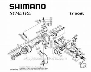 Shimano Spinning Reel Symetre Fl