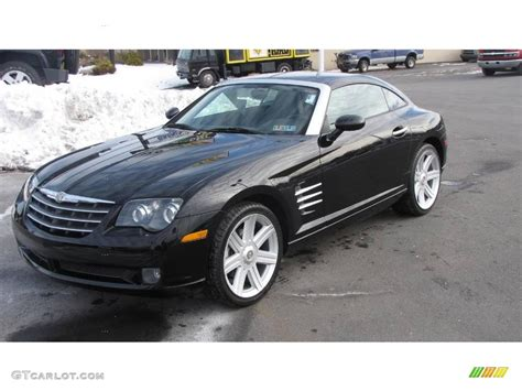 Black Chrysler Crossfire by 2004 Black Chrysler Crossfire Limited Coupe 24589232