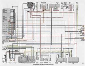 Yamaha Virago Wiring Diagram