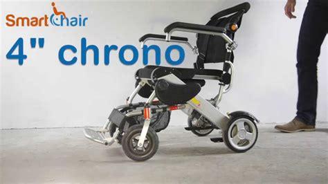 fauteuil 233 lectrique l 233 ger pliable en 5s smartchair by acekare